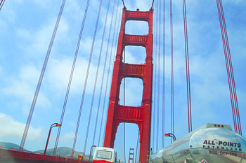 Golden Gate Bridge Pop Art