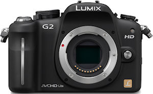 Panasonic G2 Micro Four Thirds Camera