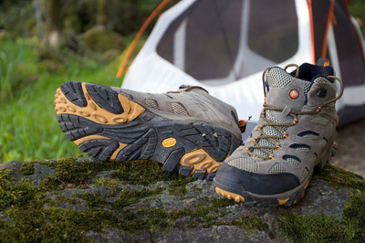 Merrell Moab Hiking Boots