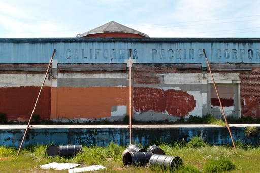 Abandoned Warehouse - Original Image