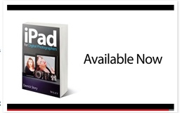 iPad for Digital Photographers Book