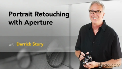 Derrick Story on Portrait Retouching with Aperture