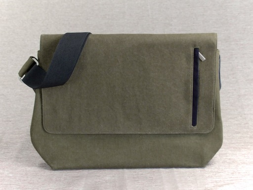 Closed Nimble Messenger Bag