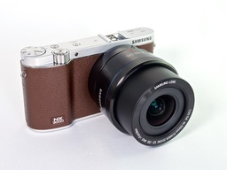 Samsung NX3000 with 16-50mm Power Zoom